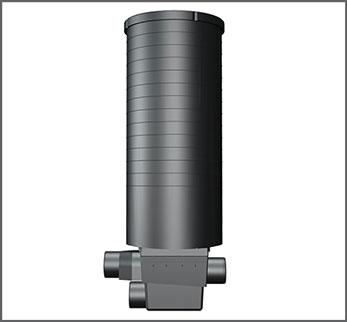 Regenwasserfilter Evo Integral K Erdeinbau - Regenwasser nutzen